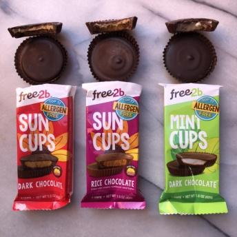 Gluten-free Sun Cups by free2b