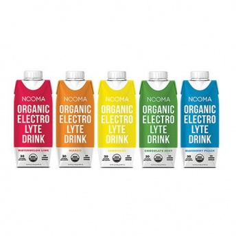 Organic electrolyte drink by Nooma