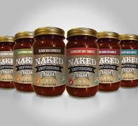 Gluten-free salsas from Naked Infusions