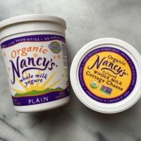 Gluten-free yogurt and cottage cheese from Nancy's Yogurt