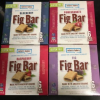 Gluten-free fig bars by Nature's Bakery