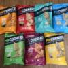 Gluten-free popcorn chips from PopCorners