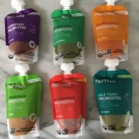 Gluten-free smoothies from Nomva