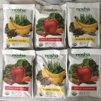 Gluten-free complete meal from Nosha
