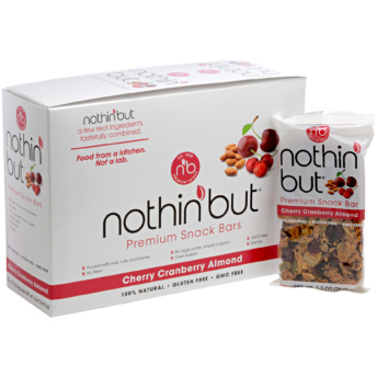 Gluten-free bar by Nothin' But