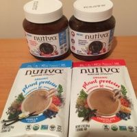 Gluten-free spreads and plant protein packets from Nutiva