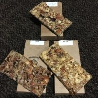 Gluten-free nut bars from Nutshell