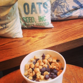 Gluten-free oatmeal from OatMeals