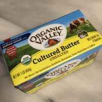 Gluten-free butter from Organic Valley