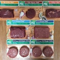 7 types of meat from PRE Brands