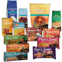 Assorted gluten-free products from Pamela's Products