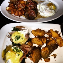 Gluten-free egg dishes from Park Avenue Tavern
