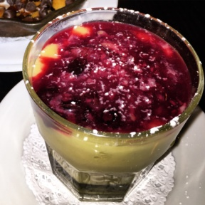 Gluten-free pudding from Park Avenue Tavern