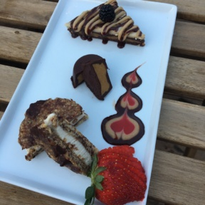 Gluten-free vegan desserts from Peace Pies