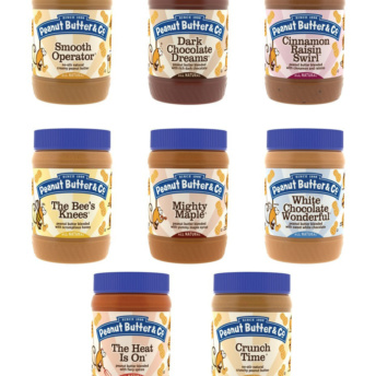 Gluten-free peanut butter by Peanut Butter & Co