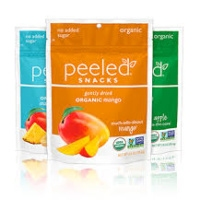 Gluten-free snacks by Peeled Snacks