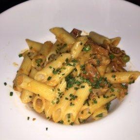 Gluten-free penne pasta from Petaluma