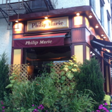 Philip Marie in West Village NYC