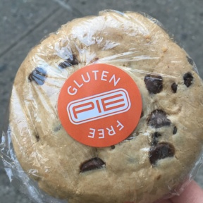 Gluten-free cookie from Pie by the Pound