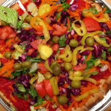 Gluten-free pizza from Pizza Post