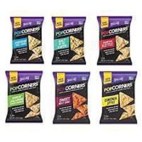 Gluten-free popcorn chips from PopCorners