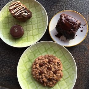 Gluten-free baked goods from Powerplant Superfood Cafe
