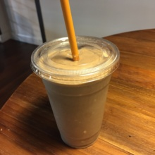 Gluten-free smoothie from Pure Green