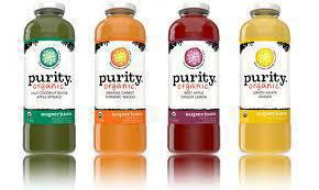 Gluten-free drinks by Purity Organic