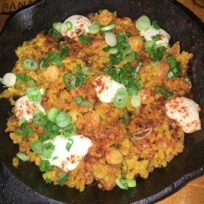 Gluten-free paella from Quality Eats