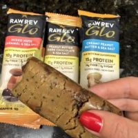 Gluten-free bars from Raw Revolution