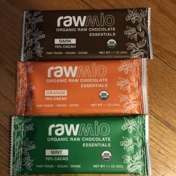 Organic raw chocolate by RawMio