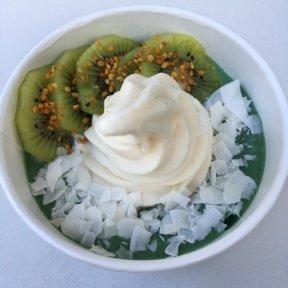 Gluten-free coco whip from Rawberri