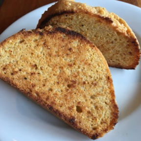 Gluten-free cornbread from Real Food Daily