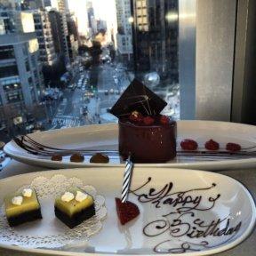 Gluten-free desserts from Robert