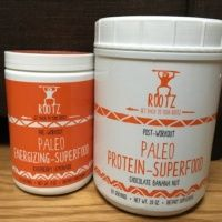 Gluten-free superfood supplement from Rootz Nutrition