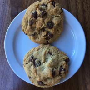 Gluten-free chocolate chip cookies from Rosti Tuscan Kitchen