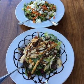 Gluten-free salads from Rosti Tuscan Kitchen