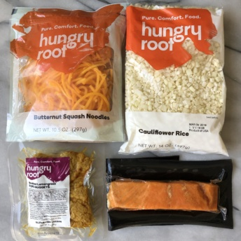 Gluten-free food from Hungryroot