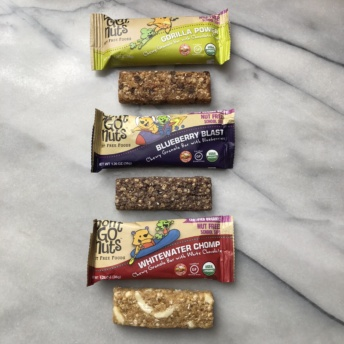 Gluten-free granola bars by Don't Go Nuts