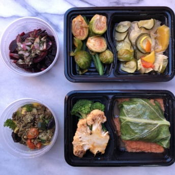 Gluten-free delivery from Foodflo