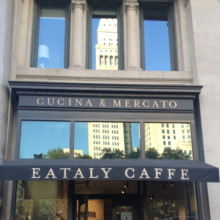Sabbia Rooftop at Eataly in Flatiron