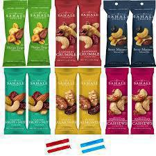 Gluten-free trail mix from Sahale Snacks
