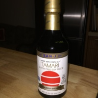 Gluten-free tamari by San-J