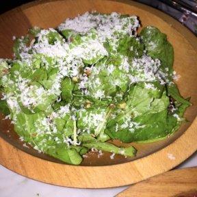 Gluten-free salad from Santina