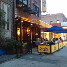 Serafina in Meatpacking District NYC