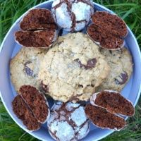Gluten free cookies by Simply Caro