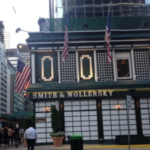 Smith & Wollensky in Midtown East