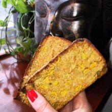 Gluten-free cornbread from Souen