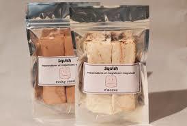 Gluten-free marshmallows by Squish Marshmallow