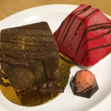 Gluten-free cakes from SugarCube Dessert & Coffee Bar